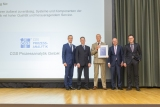 CGS erhält den WACKER Supplier Award