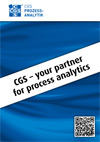 Brochure CGS Process Analytics - A brief insight into our services